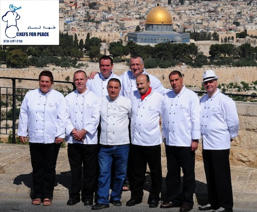 israel, tourism, holy land, chefs for peace