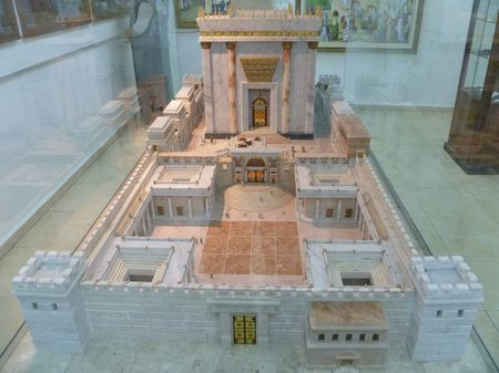 Model of the Second Temple