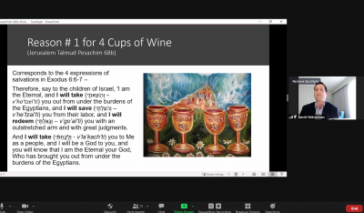 Passover Cups of Redemption