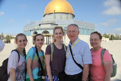 Christian Family Holy Land Tour